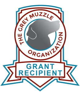 The Grey Muzzle – Grant recipient logo